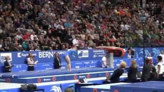 2016 European Championships Angelina Melnikova RUS VT Senior Qualifications