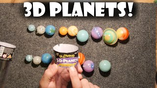 Build your own solar system review