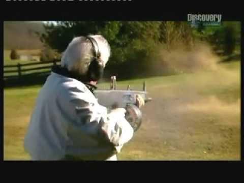 AA-12. World's deadliest shotgun!
