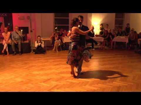 "Christian Marquez & Virginia Gomez ""Los Totis"" 3, Tangofestival Innsbruck Oct. 2015"