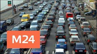 Движение затруднено на Дмитровском шоссе - Москва 24
