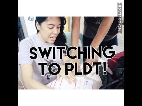 Switching from Globe to PLDT and GETTING A DISCOUNT!