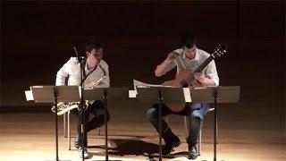 Joan Jordi Oliver - Recital de Fin de Grado de Saxofón