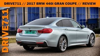 BMW 440i Gran Coupe 2017 // inside out review // what a machine!