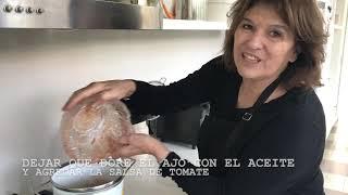 A Baño María / Berenjenas a la melanzane!