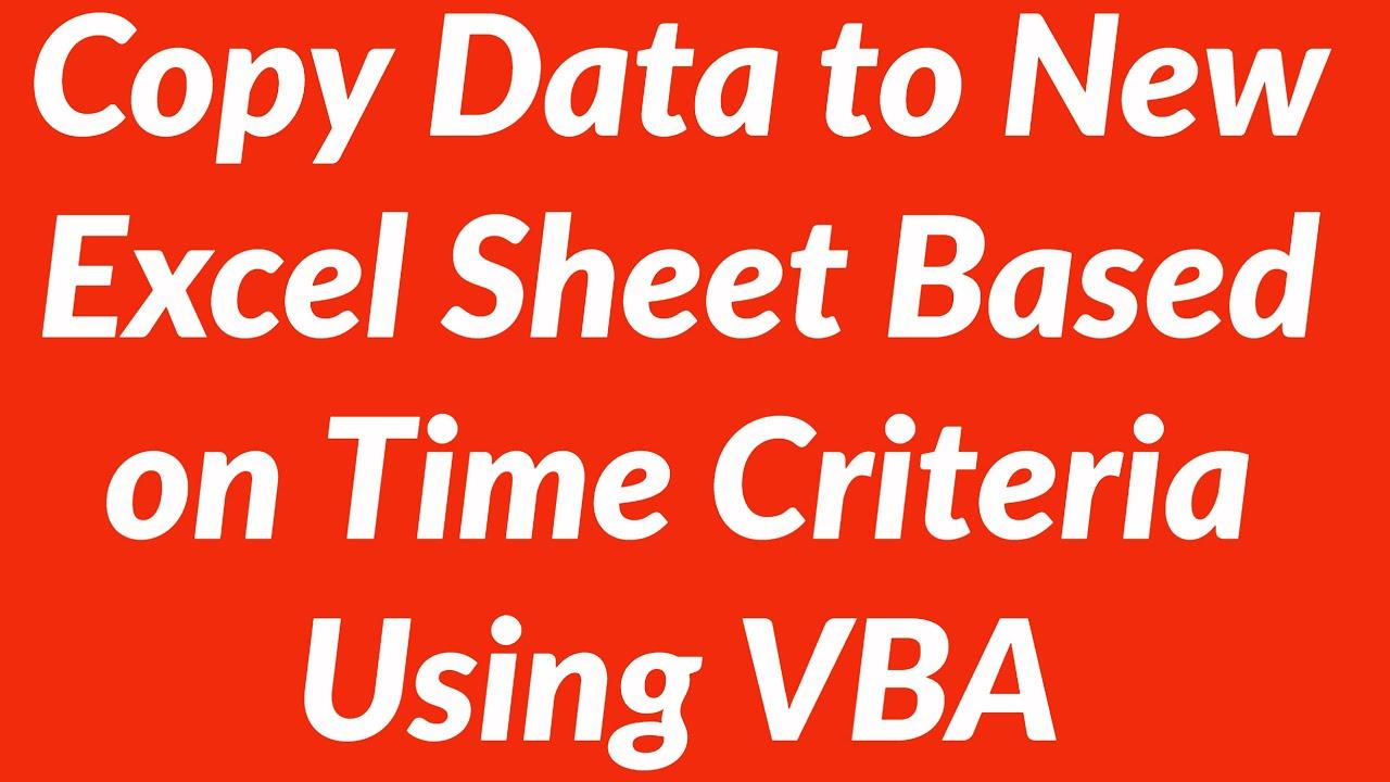 Vba Worksheet Copy To End
