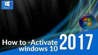 How to activate windows 10 - *NEW COA*