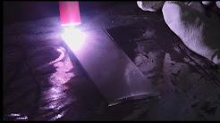 TIG Cordones Rectos Posición Plana (Por Fusión) - Acero Inoxidable