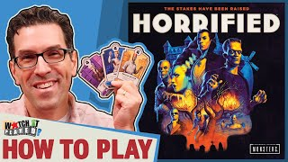 Horrified - How To Play