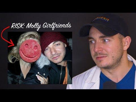 "MDMA: RISK VS REWARD   ""Do The Dangers Outweigh Positive Effects?"""