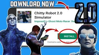 How To Download Robot 2.0 Game For Android | Mymissapp