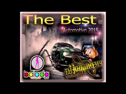 MEGA FUNK CD THE BEST AUTOMOTIVO 2015 BY DJ JULIANO MS