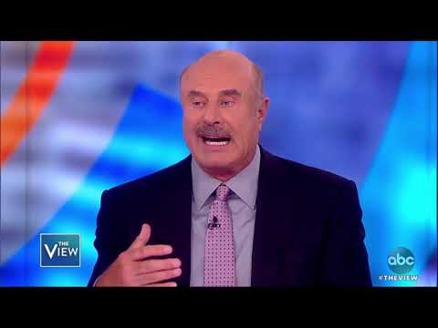 V Gomez - Dr. Phil Breaks Down His Thoughts On Kanye West