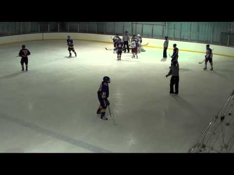 LA Jr. Kings Vs Ohio Blue Jackets, Midget 16 AAA, Part 2