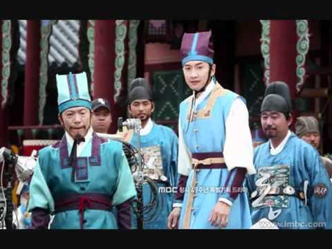 YouTube - Dong Yi OST - Jang Na Ra (Lyrics and Translation).flv