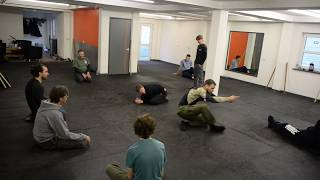 Нижняя акробатика Low acrobatics Wave and spiral Seminar in Jersey