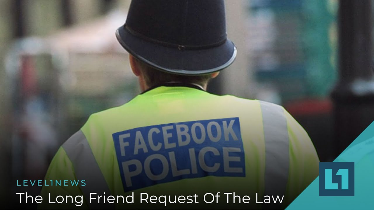 Download Level1 News September 14 2021: The Long Friend Request Of The Law