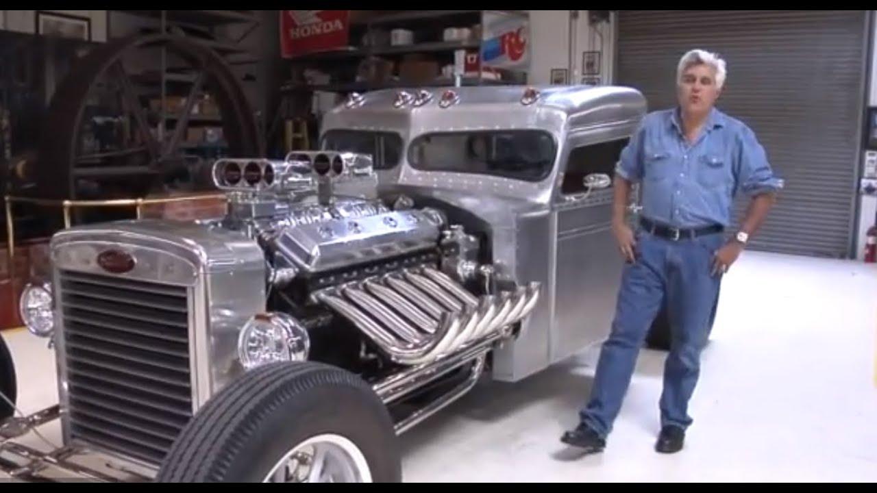 J Leno Garage