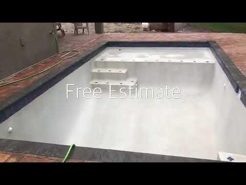 Pool Resurfacing in Orlando FL
