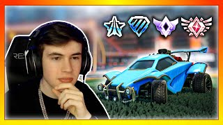 I went undercover on fans' Rocket League accounts & guessed their ranks...