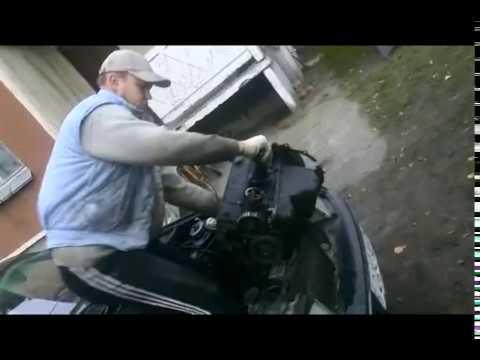 Ford Sierra CVH 1.8 mono - YouTube