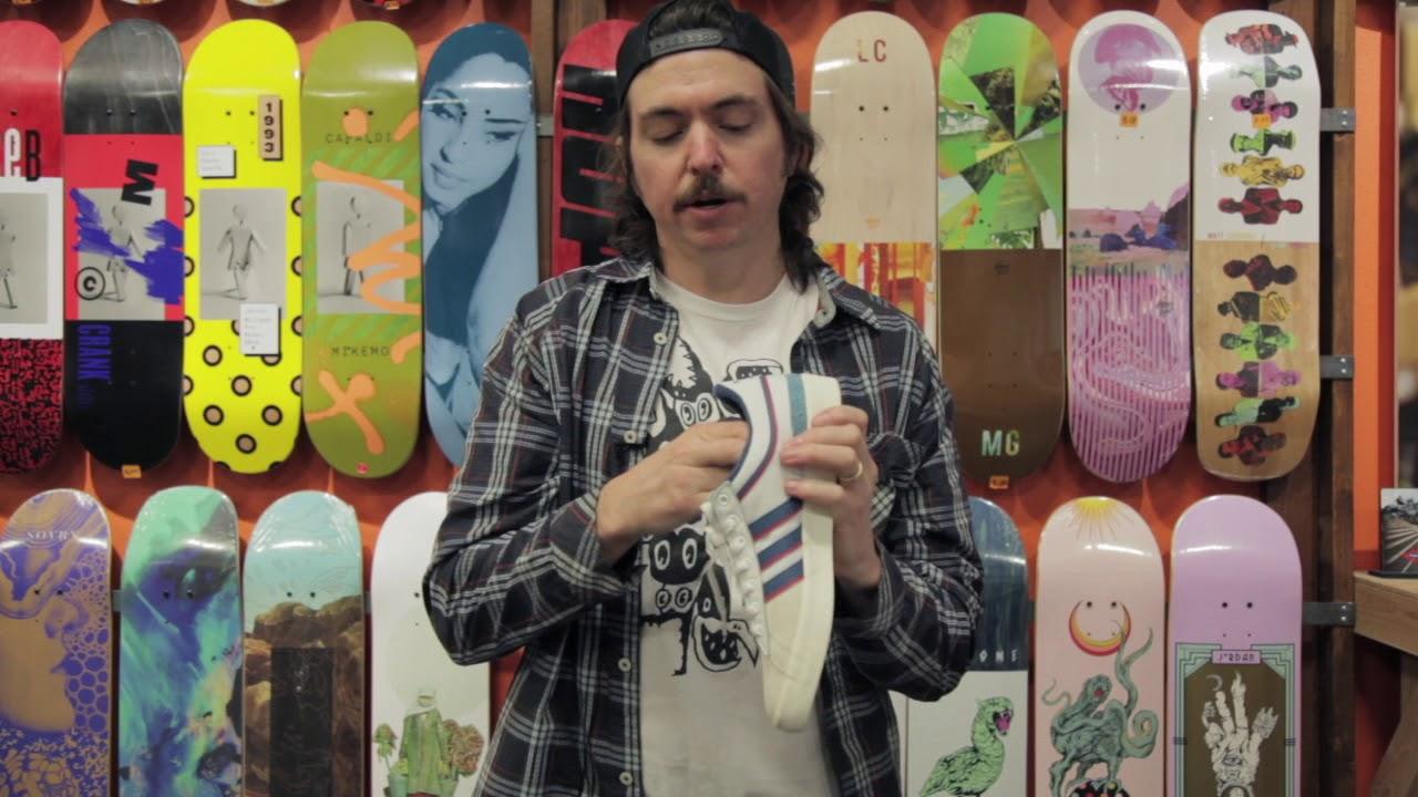 Adidas skateboard campus te 2 x alltimers su youtube