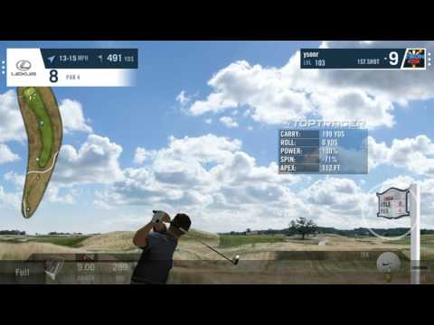 WGT Mobile-Erin Hills(VUSO 2017 Qualifying Rd)56+double-eagle