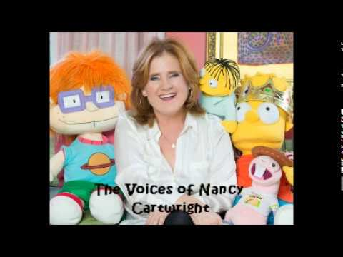 The Voices of Nancy Cartwright