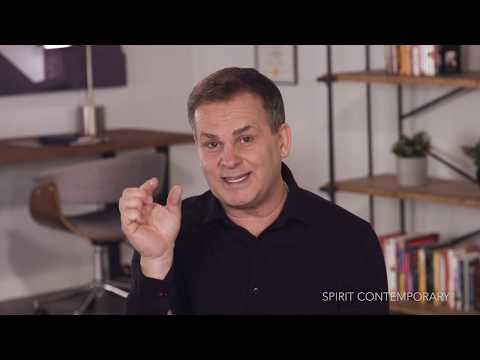 The Spirit Contemporary Life - The Key to a Happy Future