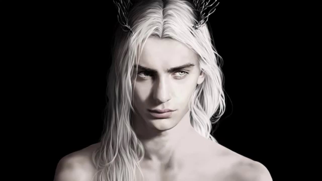 Геи с длинными волосами