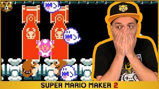 A New Troll MASTER Has Appeared! Super Mario Maker 2
