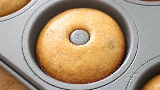Cake Donat Pisang Tanpa Mixer   Suka Suka Amel