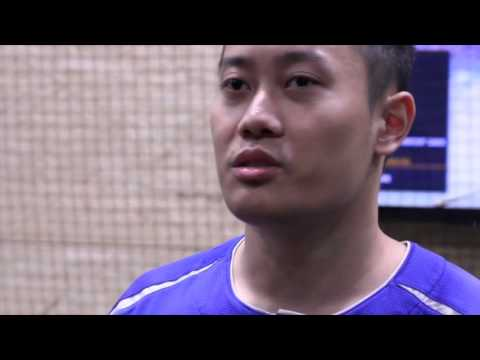 UBC Baseball Indoor Training Centre - HitTrax Technology