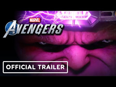 Marvel's Avengers - Official Story Trailer