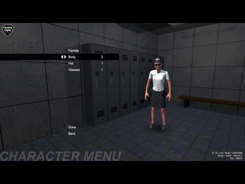 Character Customisation Test #1