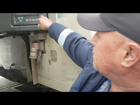 Принимаем Daf 105 , советы опытного дальнобойщика. Выезжаем на Россию