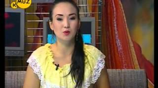 КРнын Эл артисти Курмангазы Азыкбаев жана анын кызы Нурайым Азыкбаева эфирде