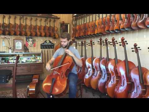Jay Haide Montagnana Cello
