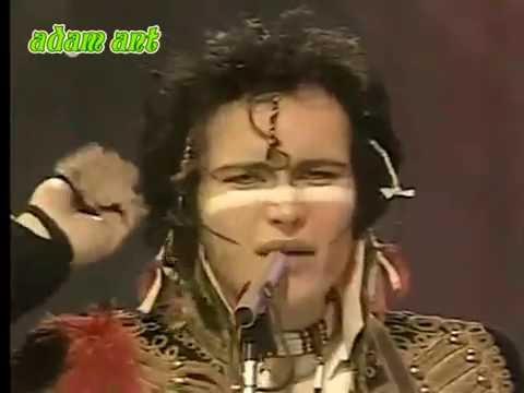 Adam ant the ants..los rancheros.julio 1981.aplauso tve