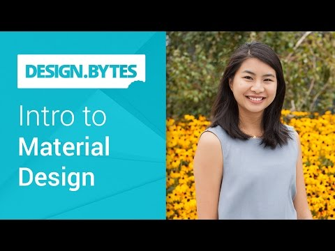 DesignBytes: Intro To Material Design