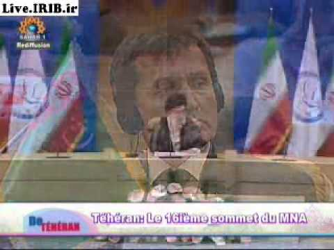 Discours d'Ayatollah Khamenei aux Sommet du MNA !