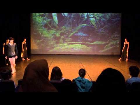 CCLIF Contemporary dance at Salihara theater Jakarta