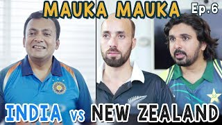 Mauka Mauka | India vs New Zealand | Semi Finals | Kat Le Travels | Ep. 6 #v7pictures #INDvsNZ