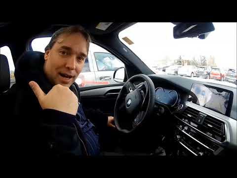 BMW X3 Test Drive