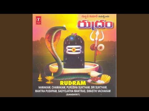 Rudram,Namakam,Chamakam