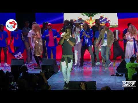 LE CONCERT DE JPERRY LIVE @ TARA'S IN HAITI SAMEDI 19 AOÛT 2017