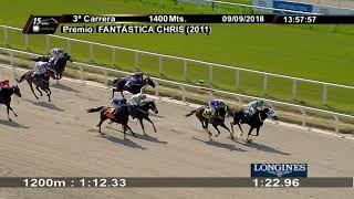 Vidéo de la course PMU PREMIO FANTASTICA CHRIS (2011)