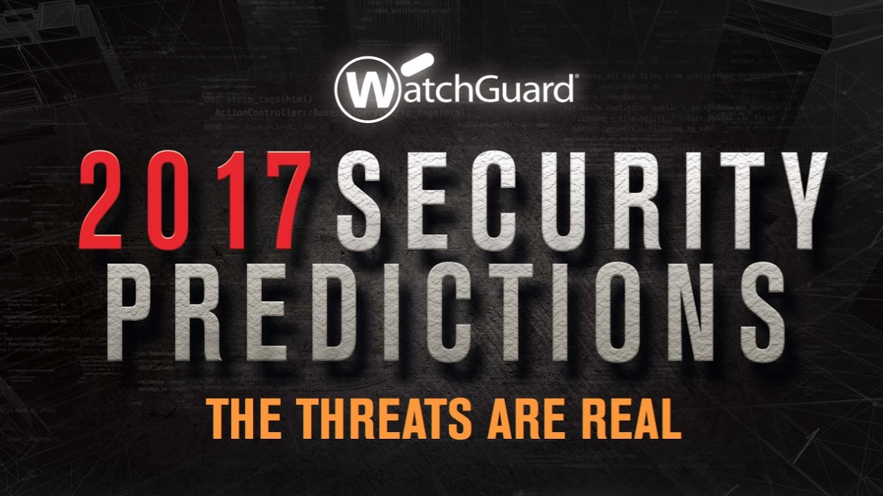 2017 Security Predictions