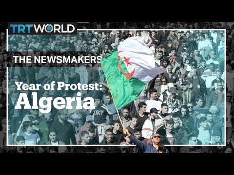 Year of Protest: Algeria