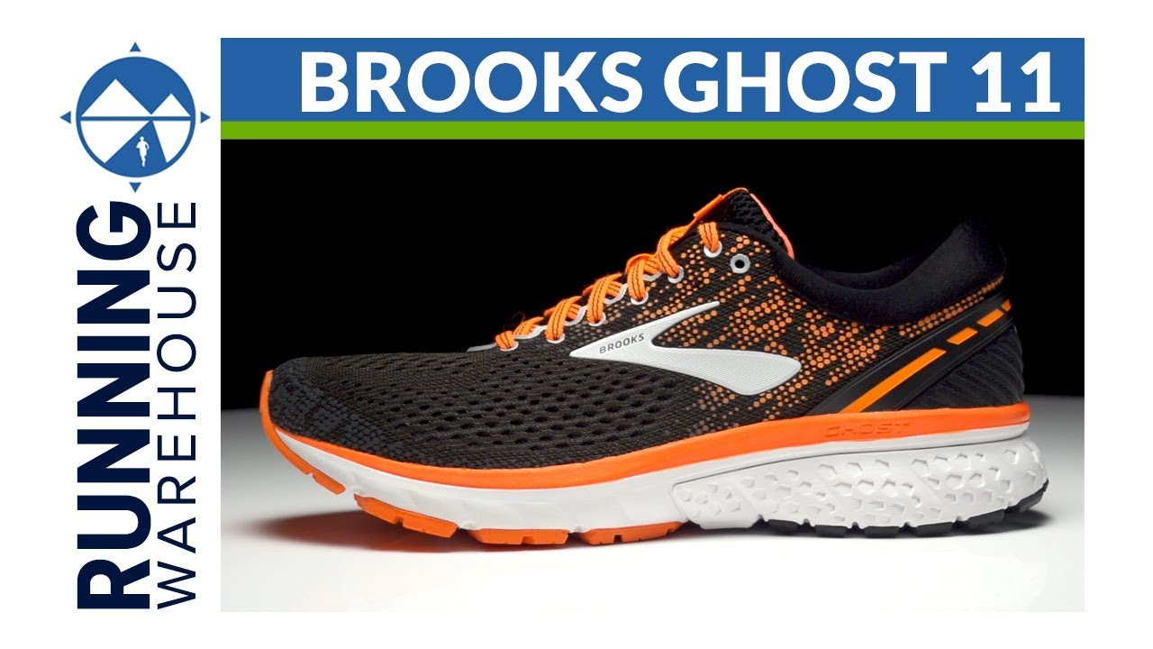 49591857ad8 Brooks Ghost 11 - YouTube